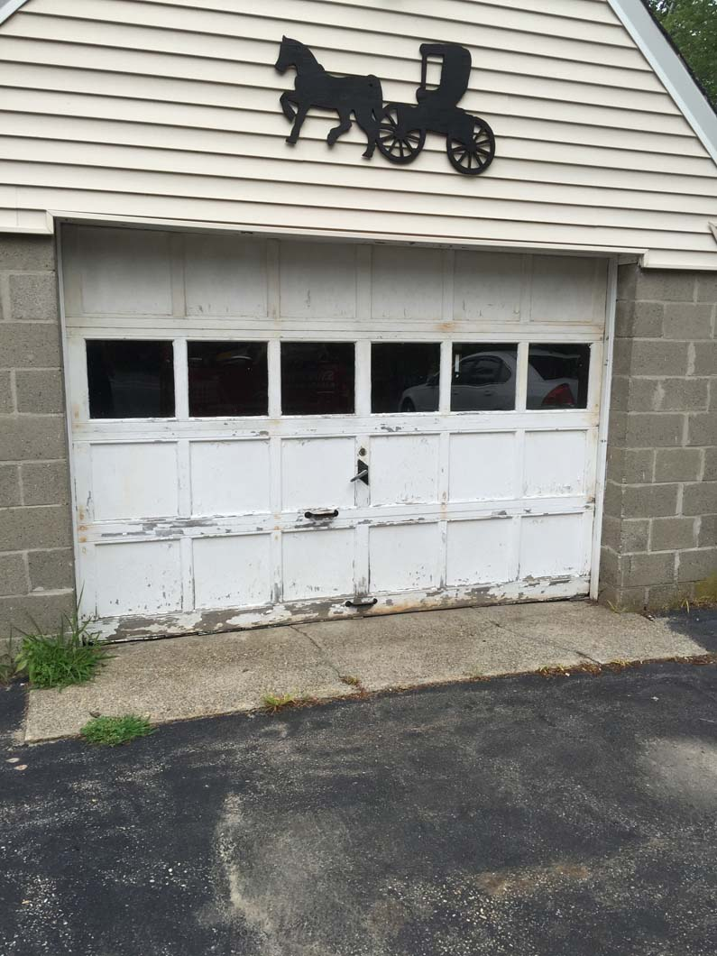 Garage Door Service in Worcester, MA